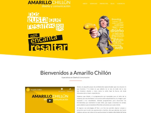 Amarillo Chillón