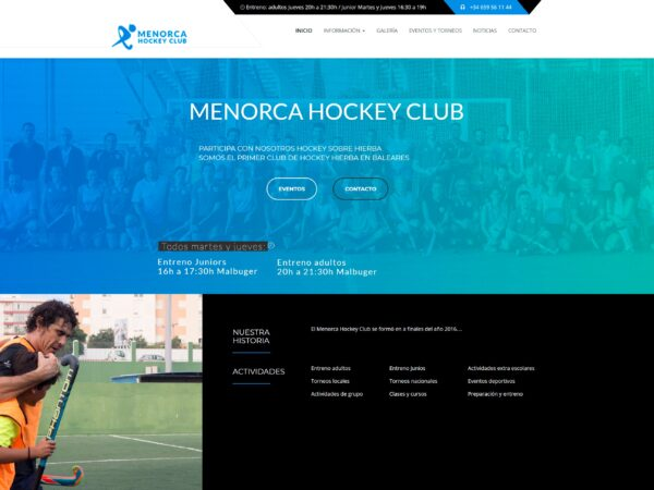 Menorca Hockey Club