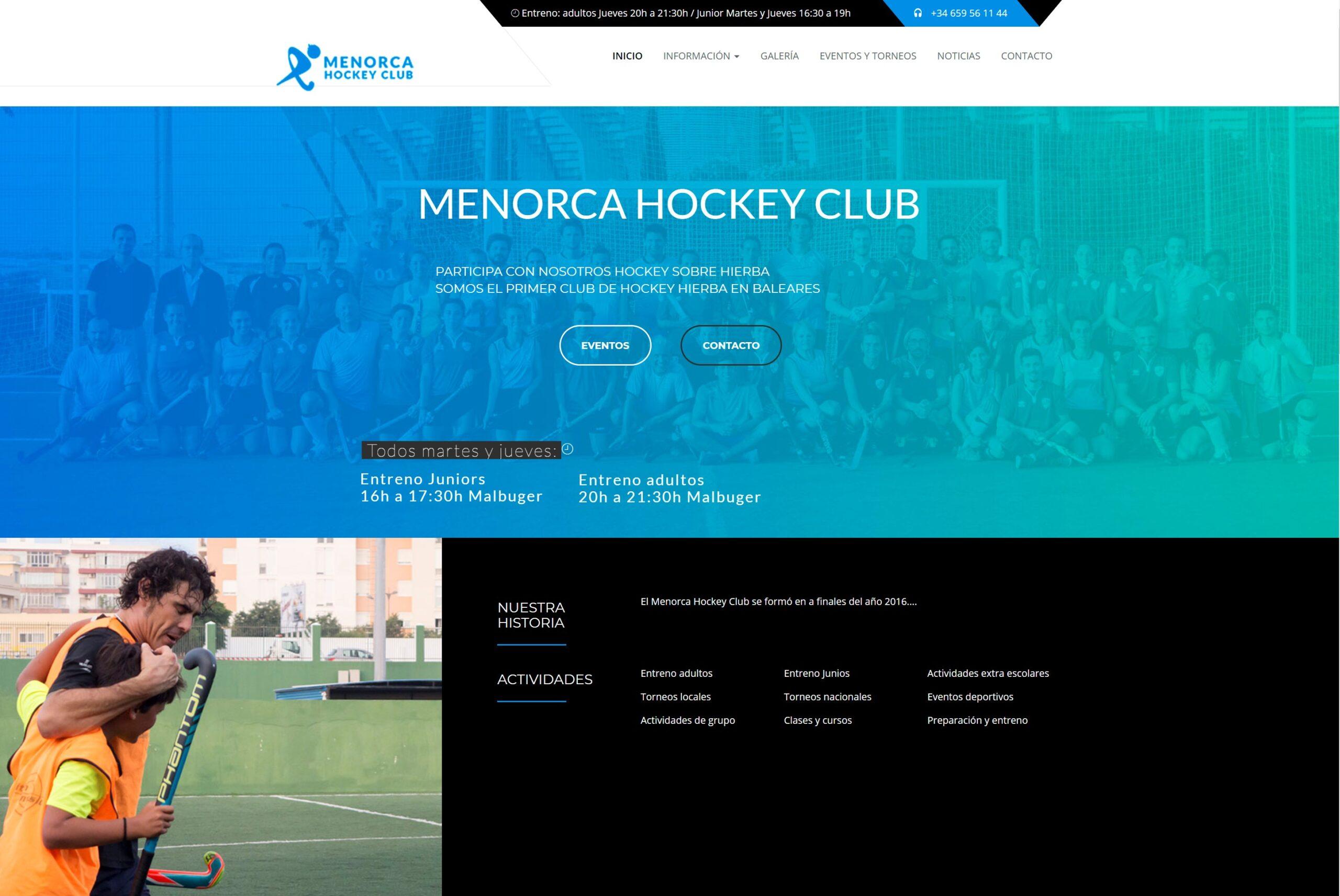 Menorca Hockey Club